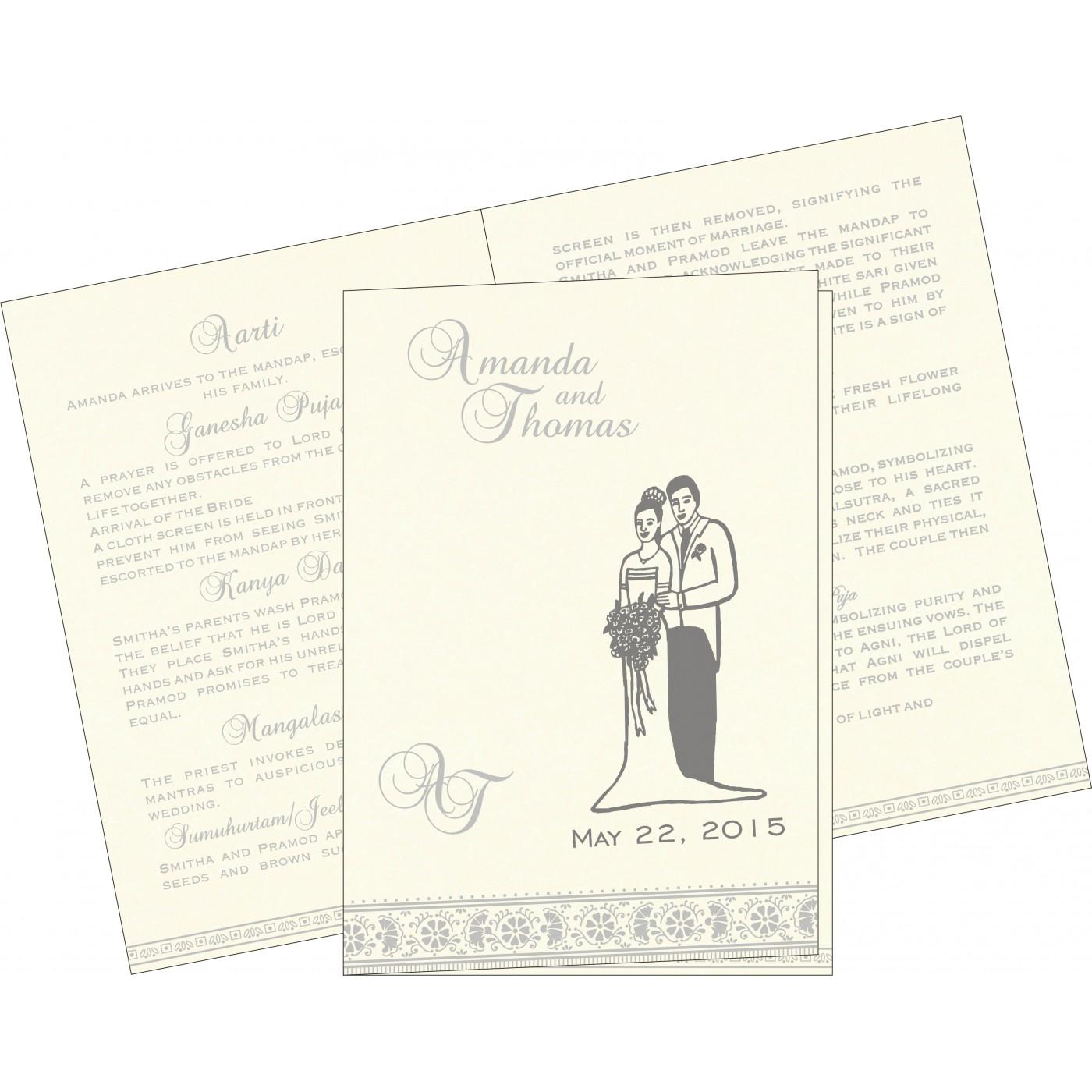 Program Booklet - PC-8242P