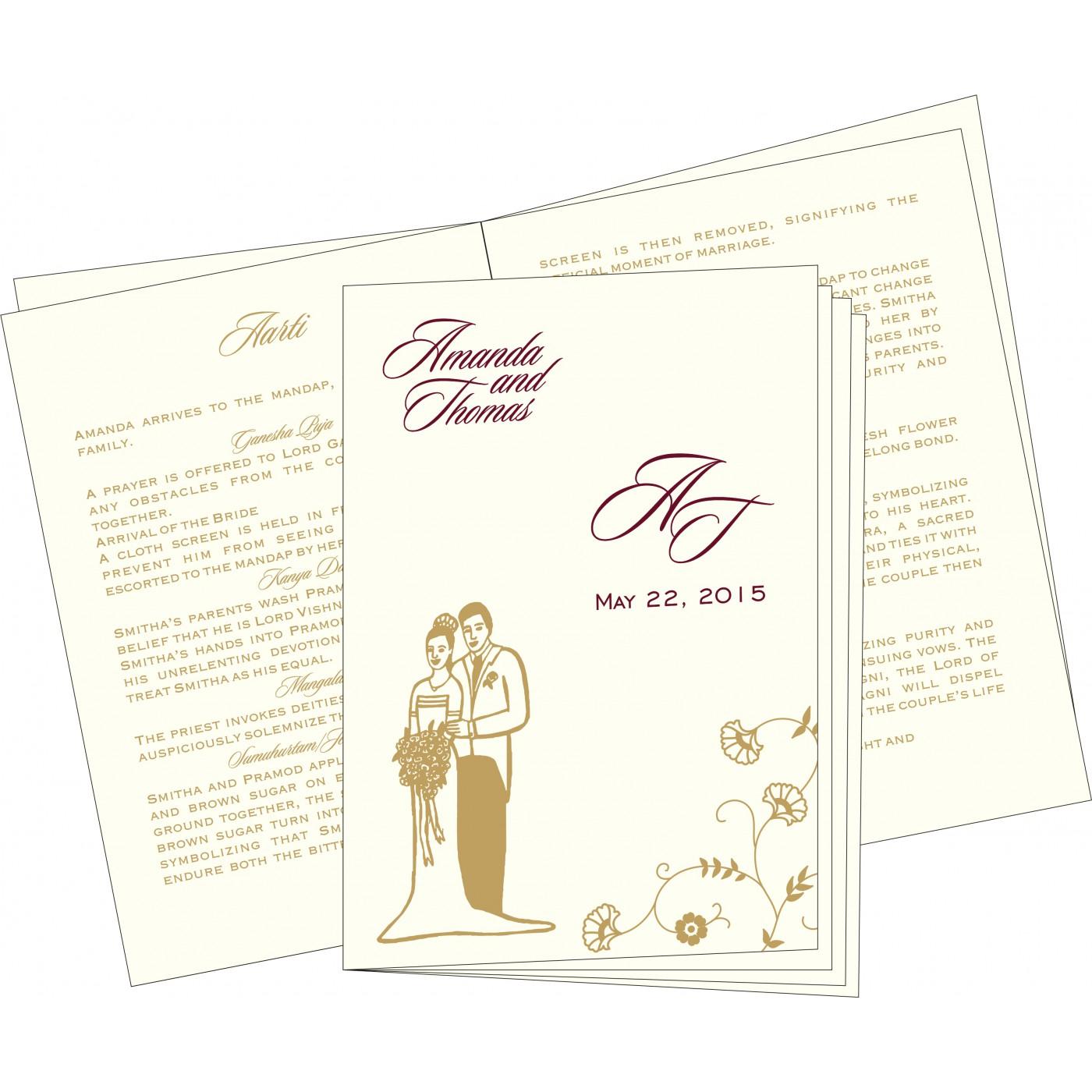 Program Booklet - PC-8248B