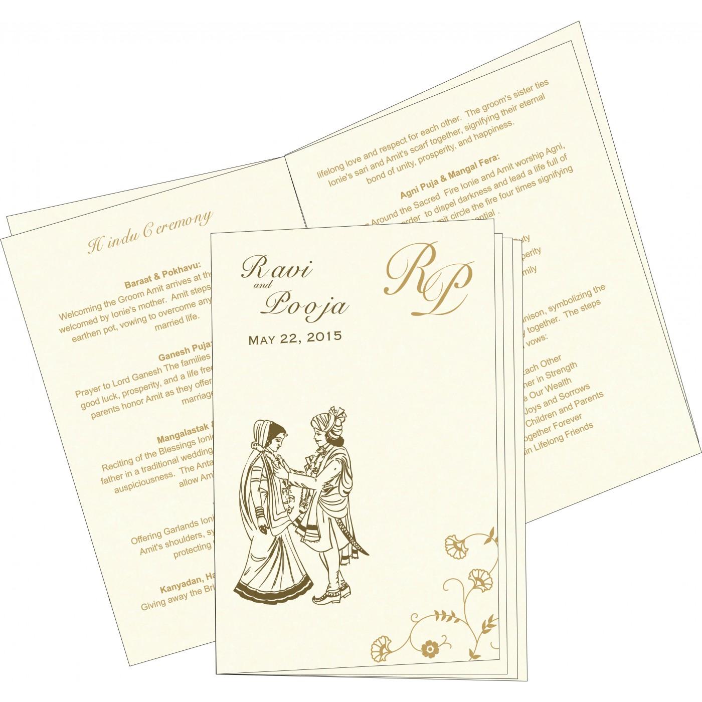 Program Booklet - PC-8248D