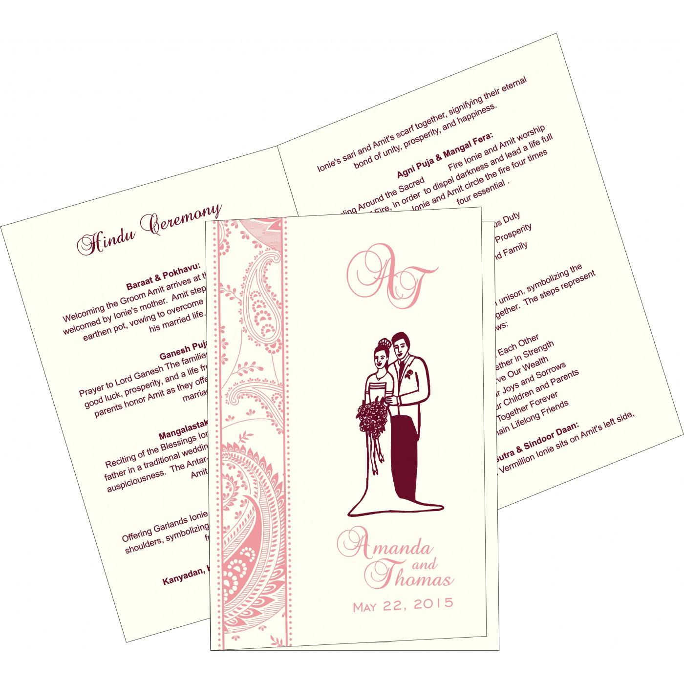 Program Booklet - PC-8250F