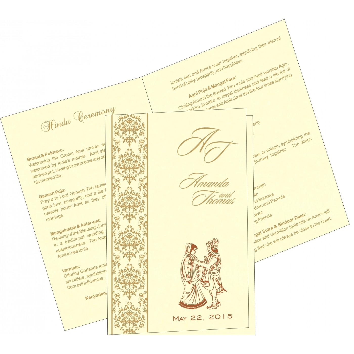Program Booklet - PC-8253G