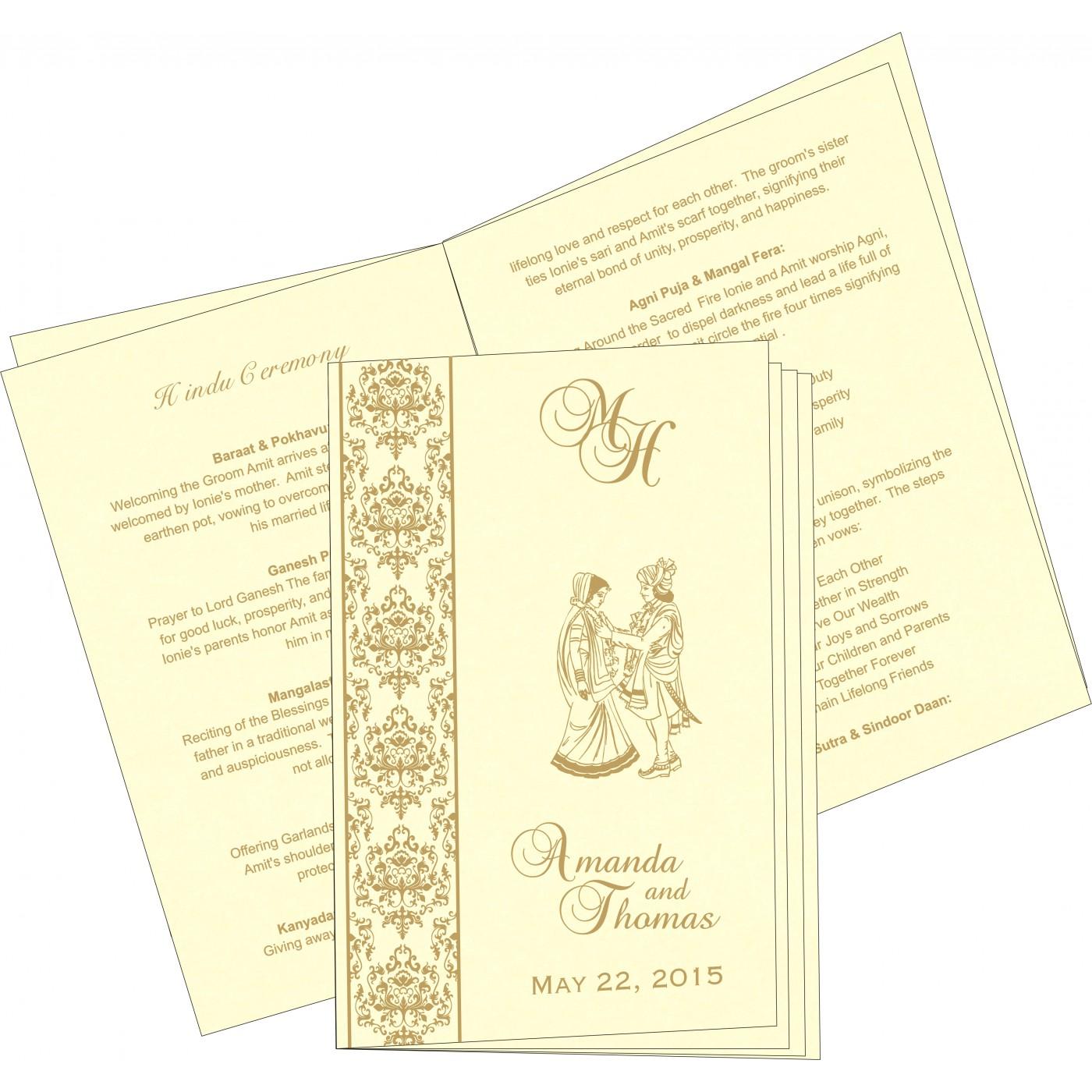 Program Booklet - PC-8253H