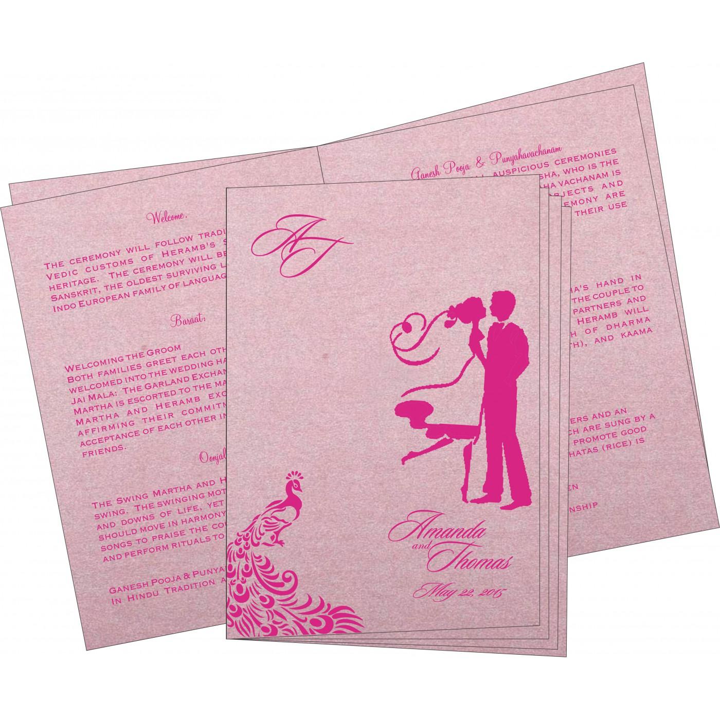 Program Booklet - PC-8255F