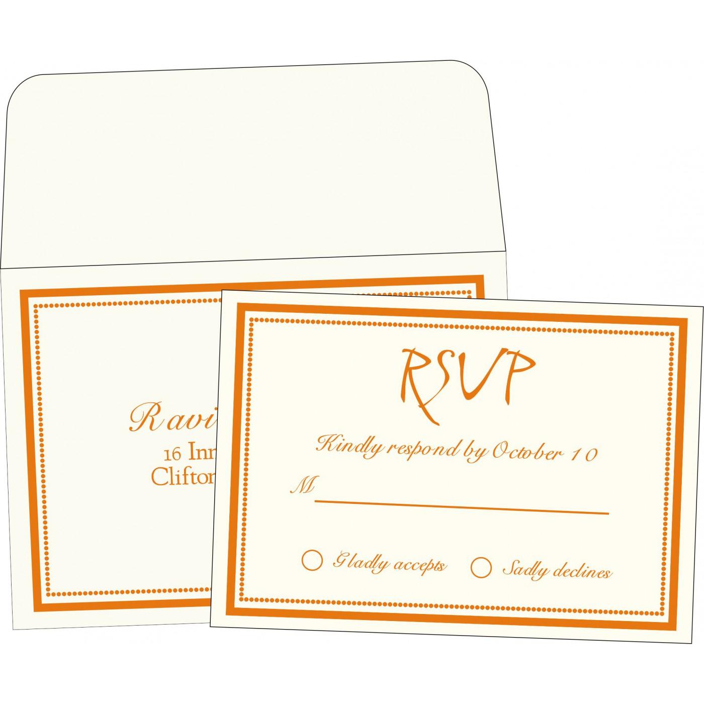 RSVP Cards - RSVP-1183
