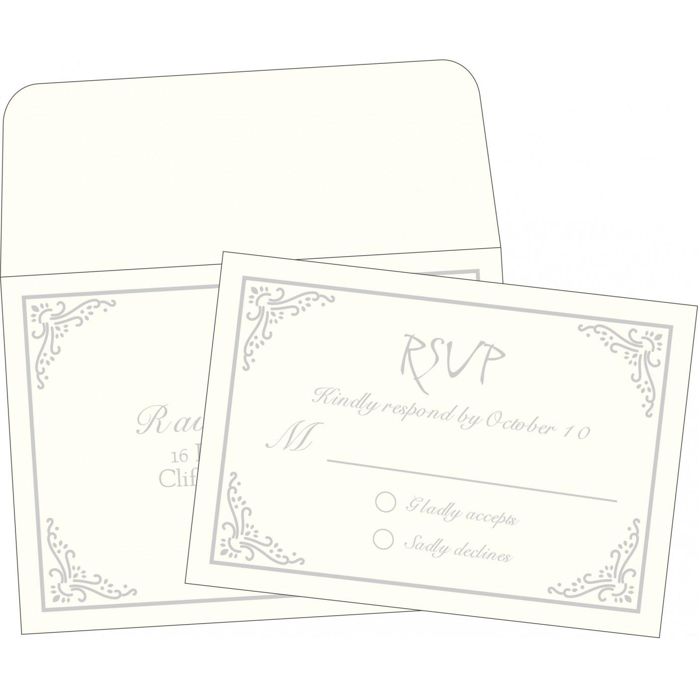 RSVP Cards - RSVP-1325