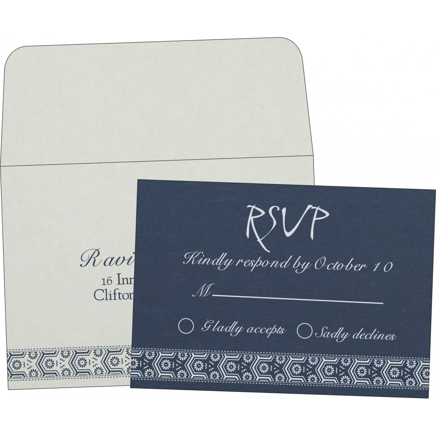 RSVP Cards - RSVP-5014D