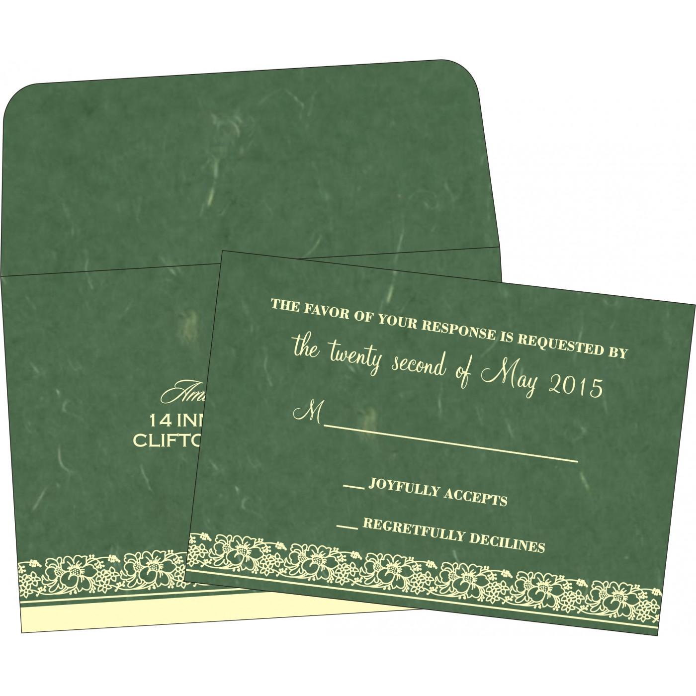 RSVP Cards - RSVP-8207L
