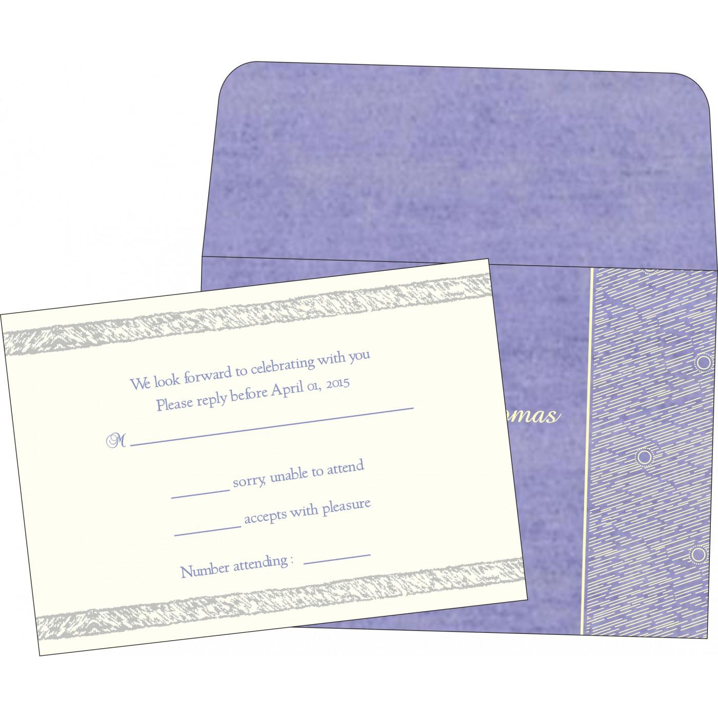 RSVP Cards - RSVP-8209C
