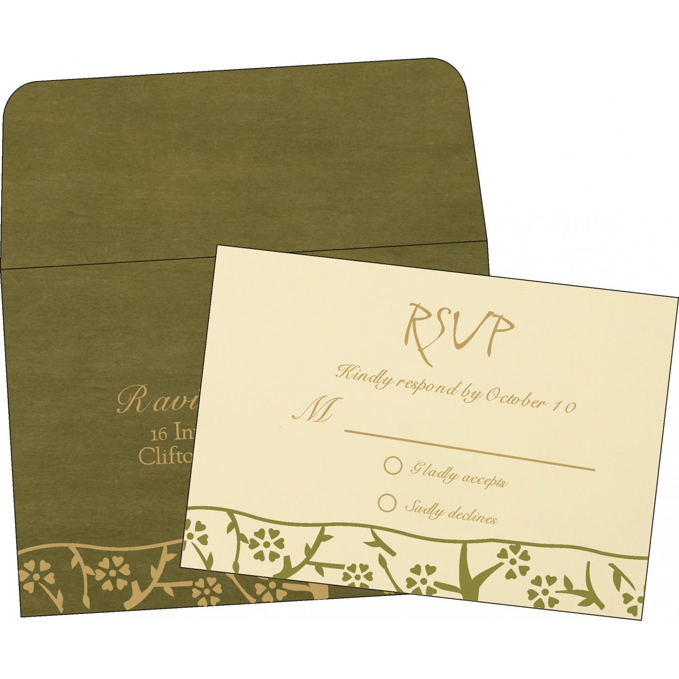 RSVP Cards - RSVP-8216J
