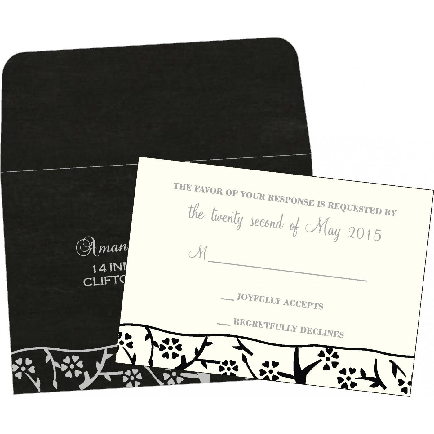 RSVP Cards - RSVP-8216N