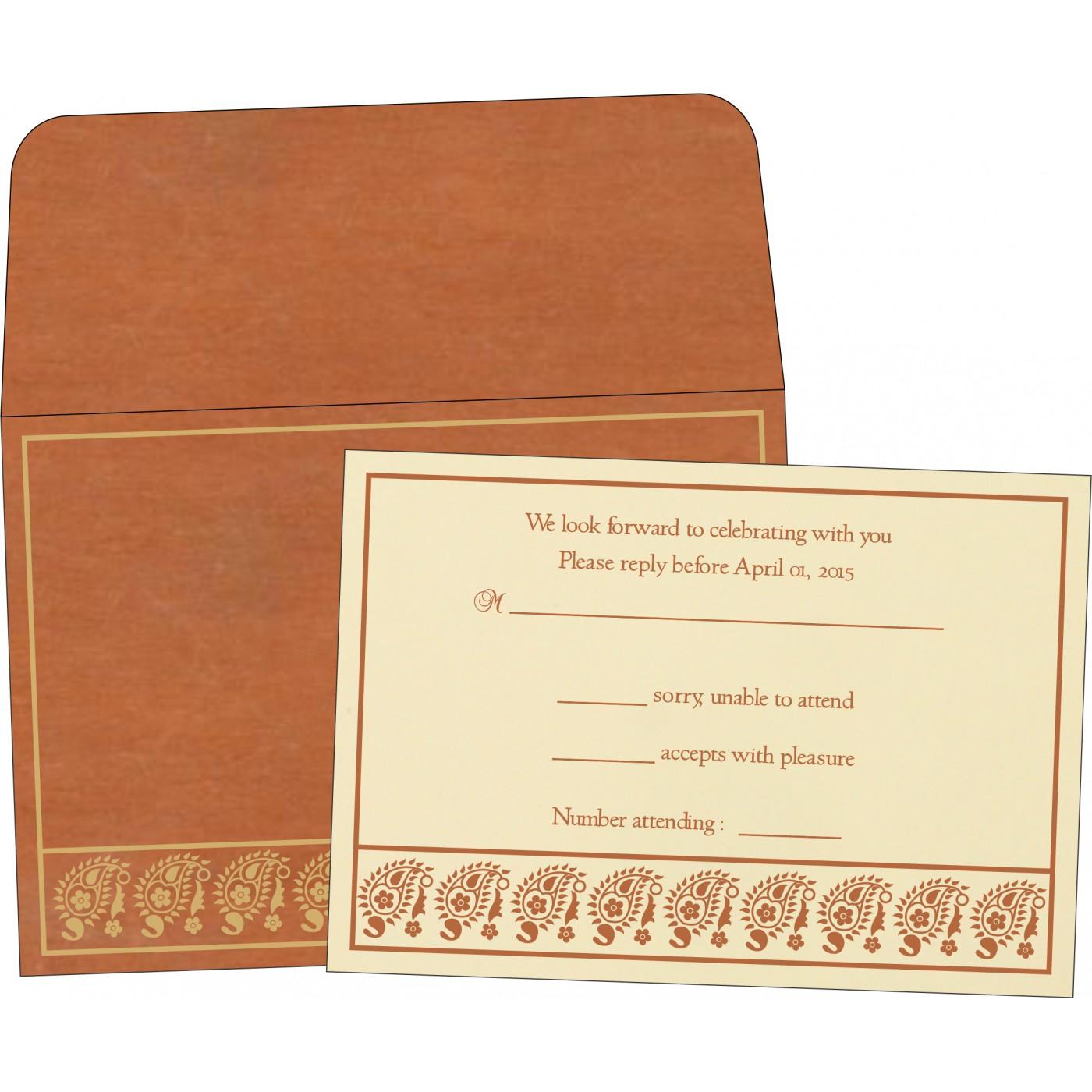 RSVP Cards - RSVP-8218C