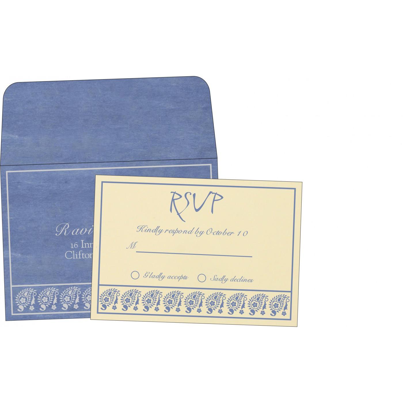 RSVP Cards - RSVP-8218K