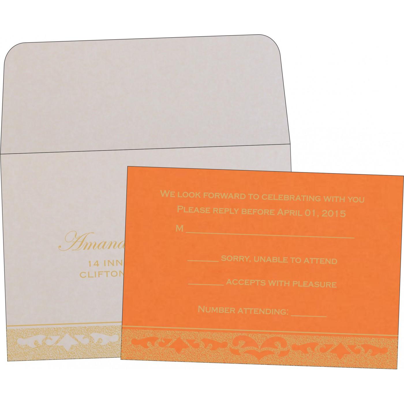 RSVP Cards - RSVP-8227D