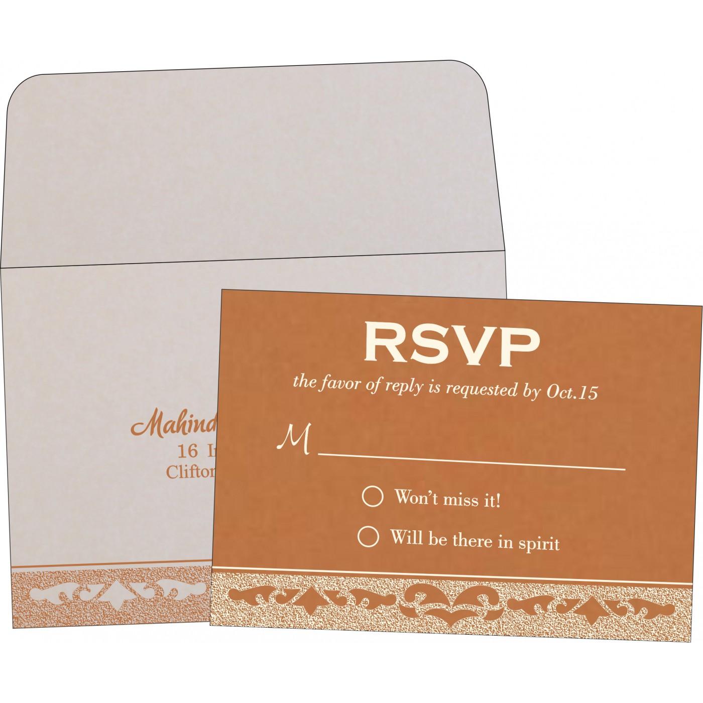 RSVP Cards - RSVP-8227H