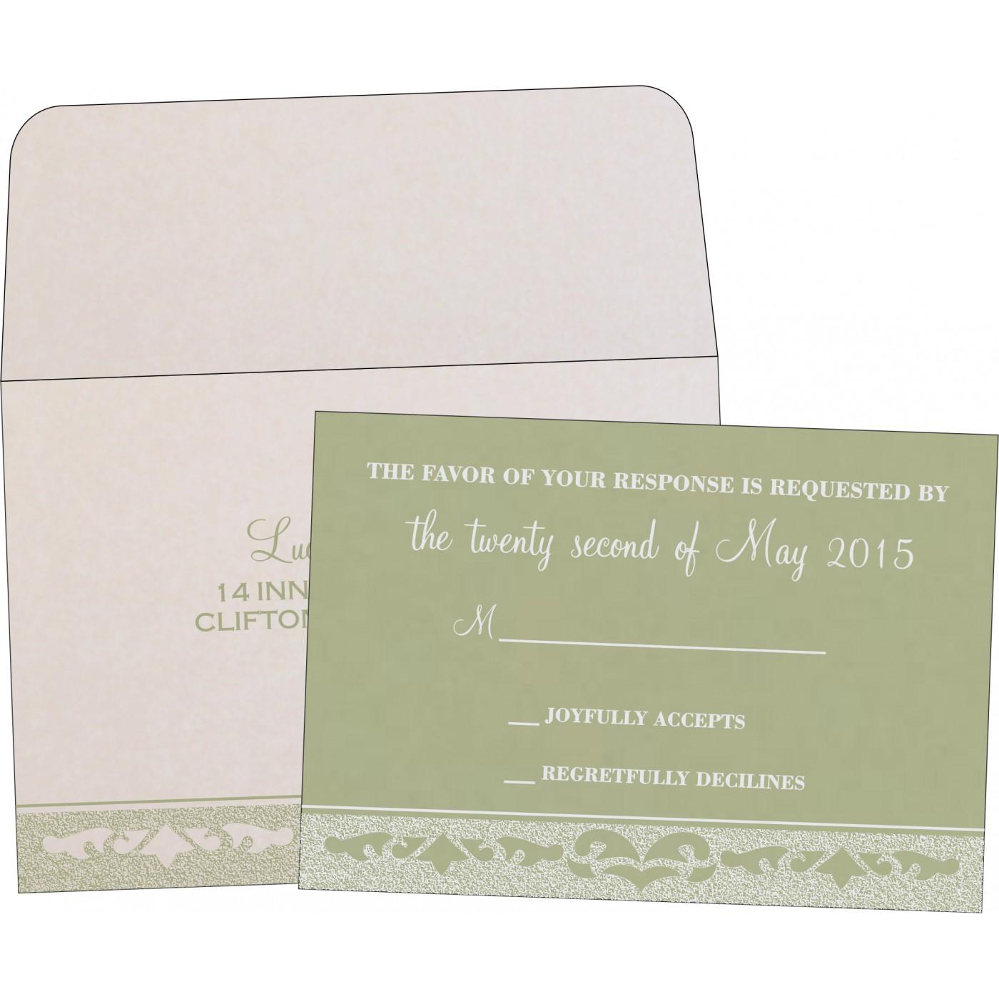 RSVP Cards - RSVP-8227J