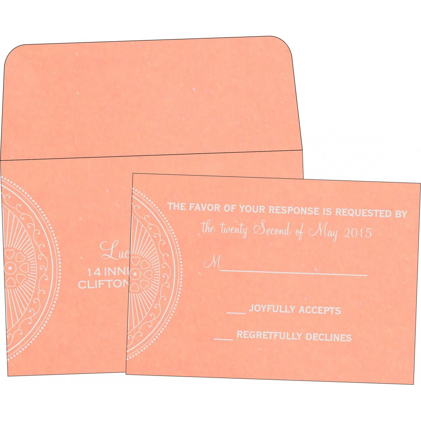 RSVP Cards - RSVP-8230A