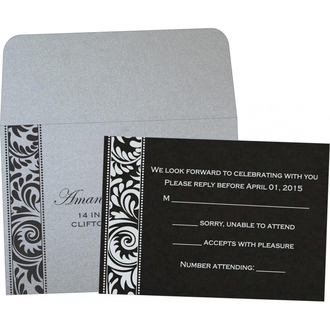 RSVP Cards - RSVP-8235B