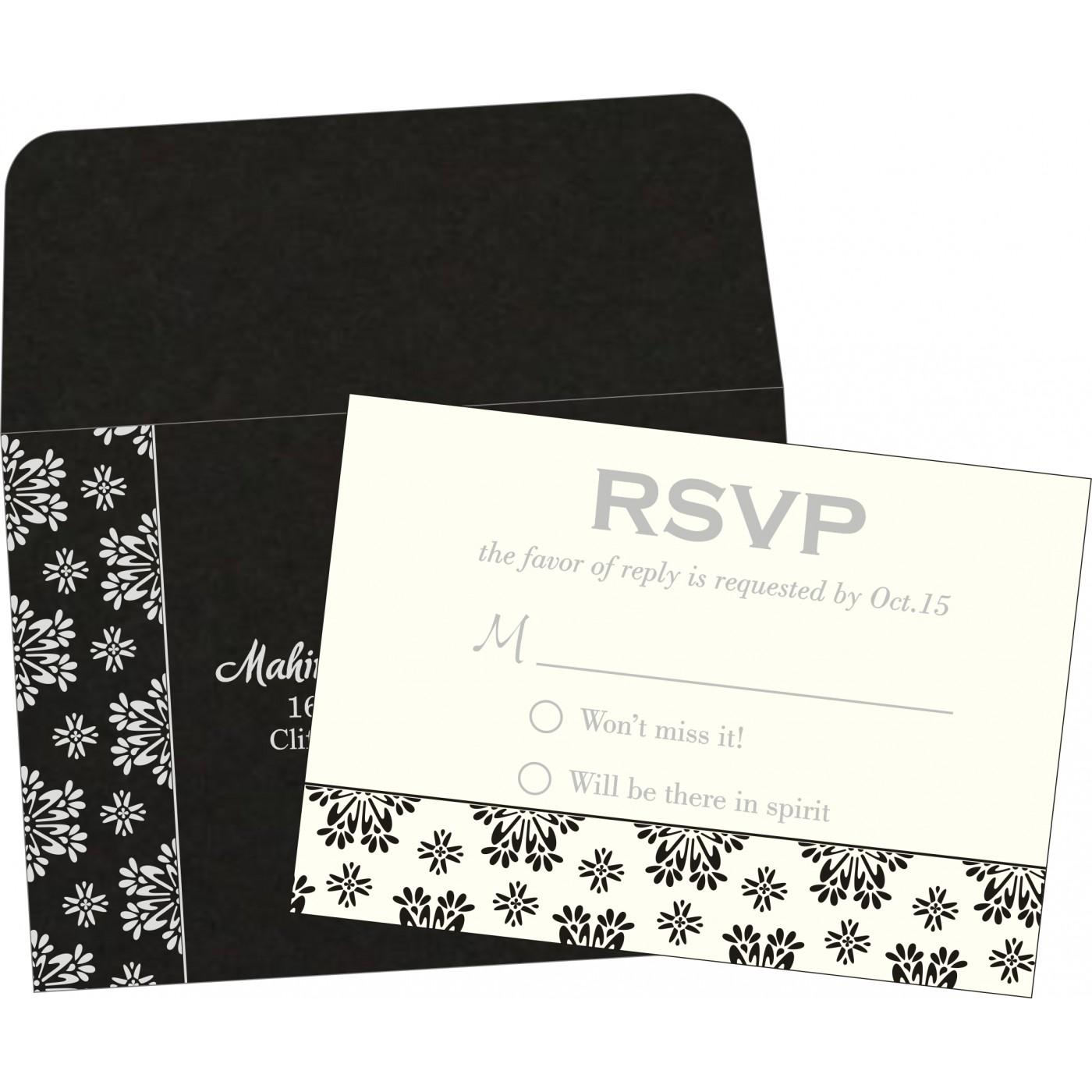 RSVP Cards - RSVP-8237H
