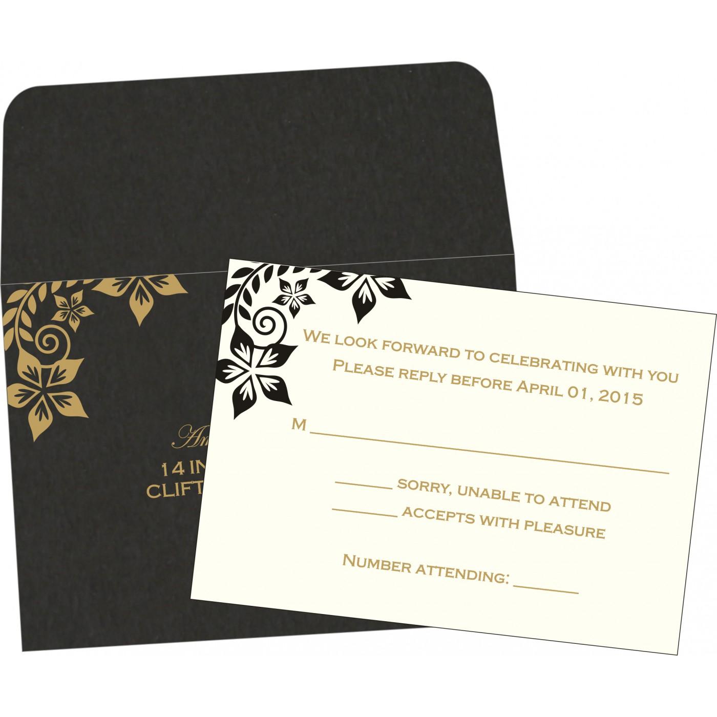 RSVP Cards - RSVP-8240A