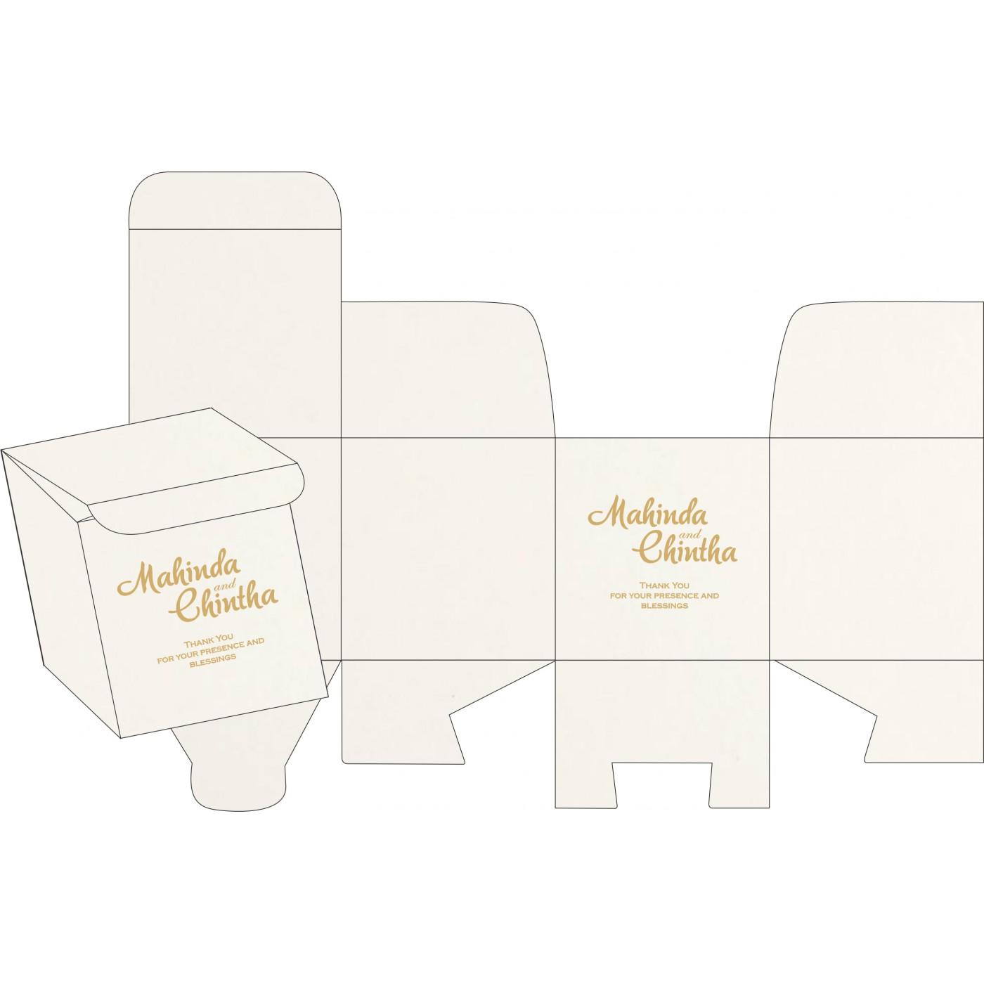 Sweet Box - SB-8221G