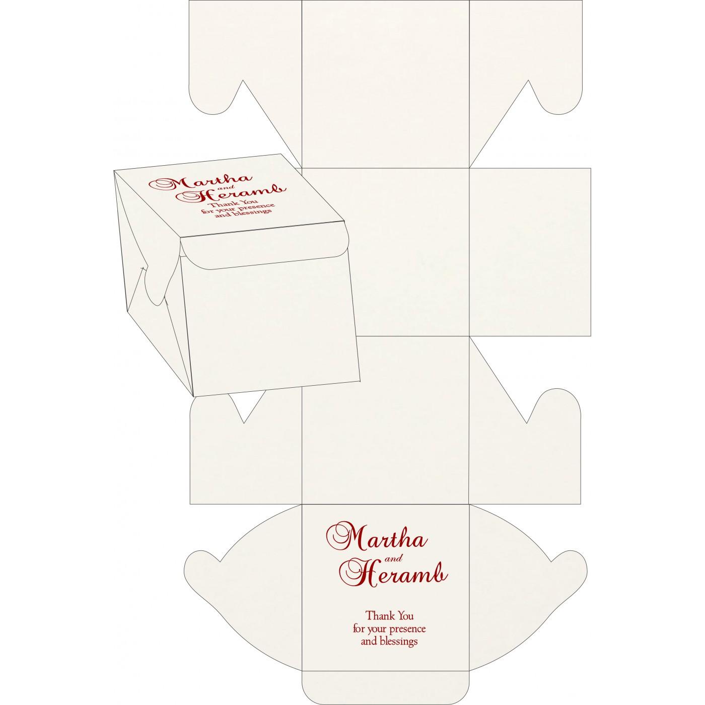 Sweet Box - SB-8225E