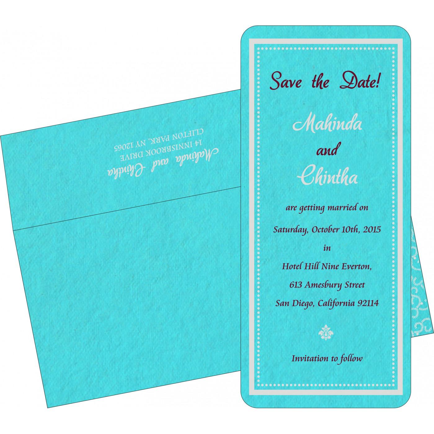 Save The Date - STD-8219P