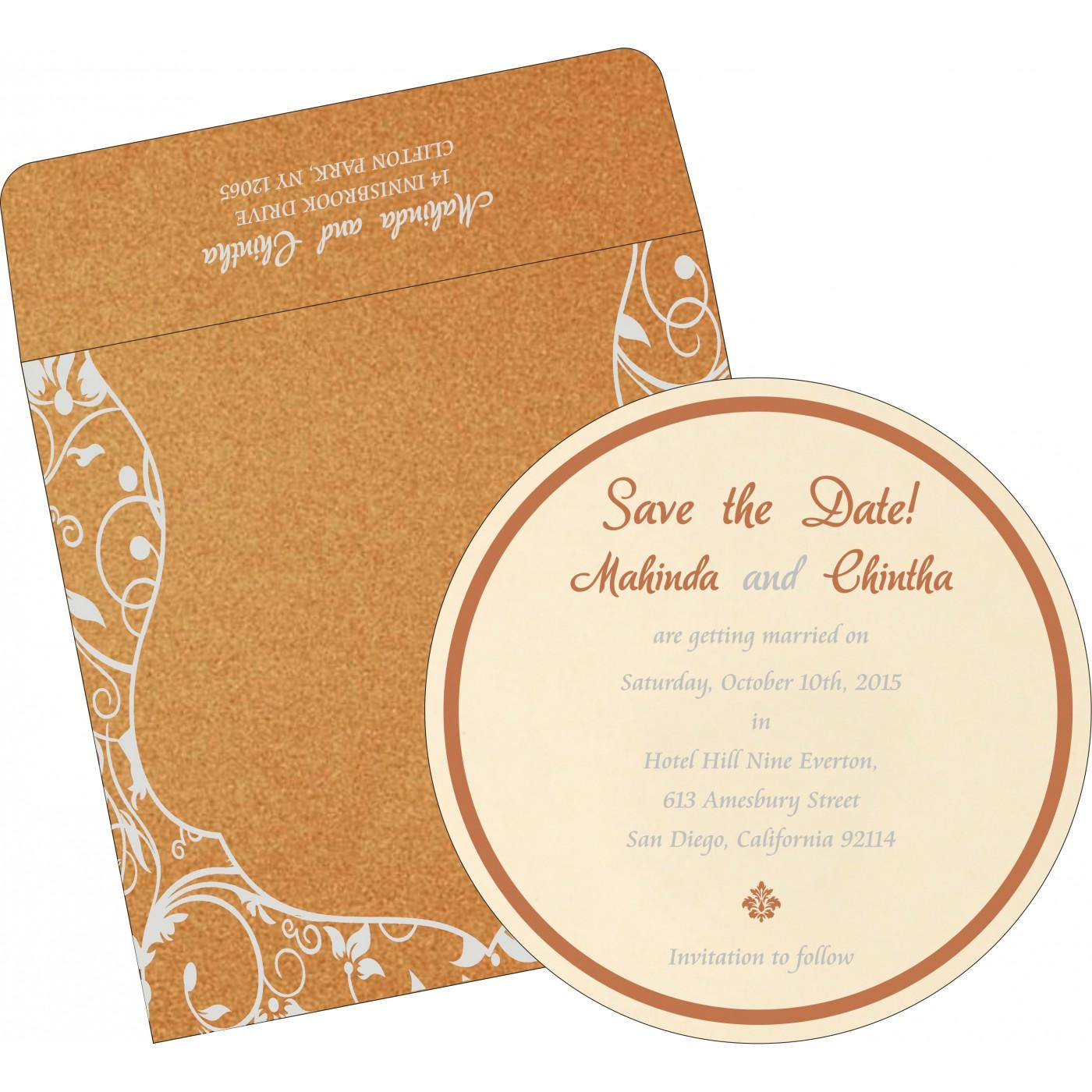 Save The Date - STD-8229O