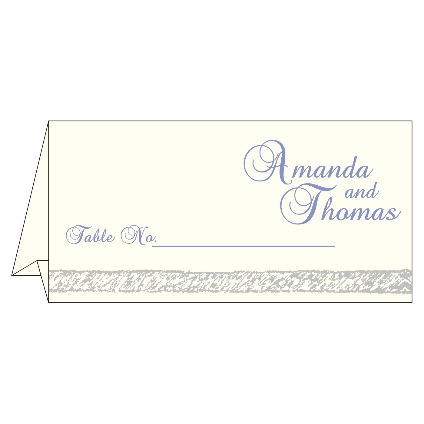 Table Cards - TC-8209C