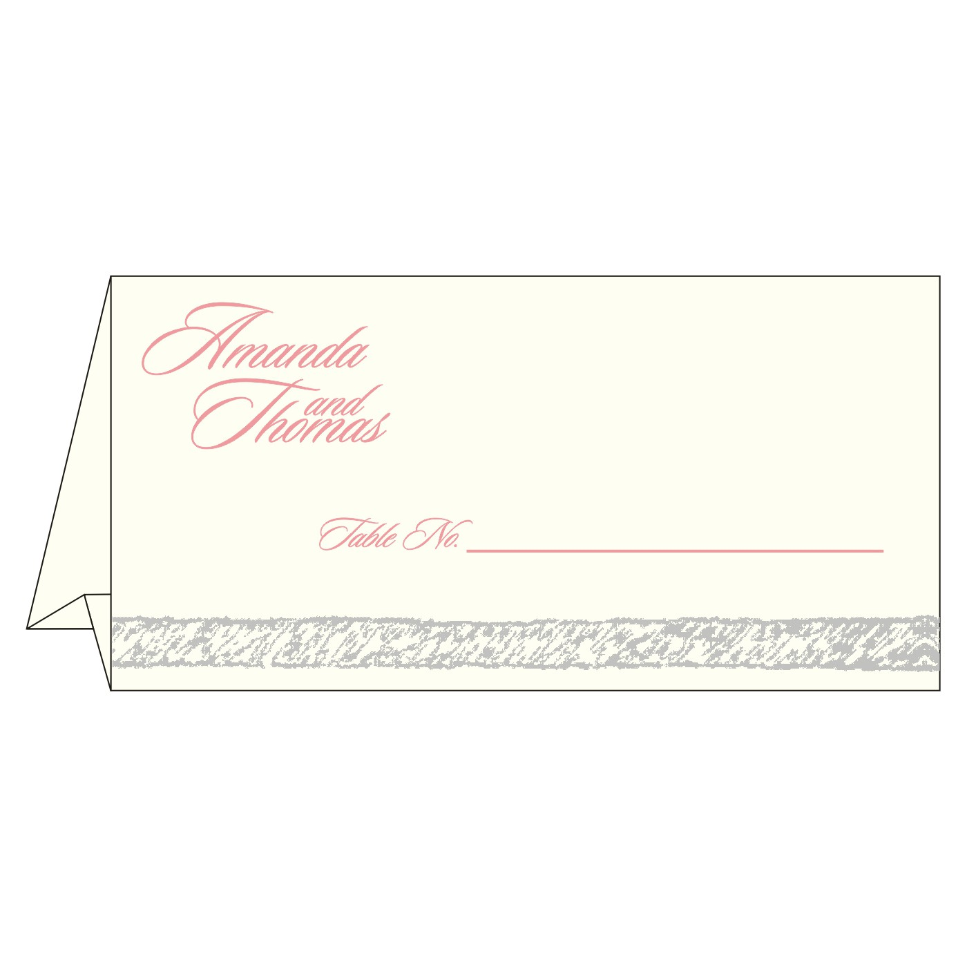 Table Cards - TC-8209H