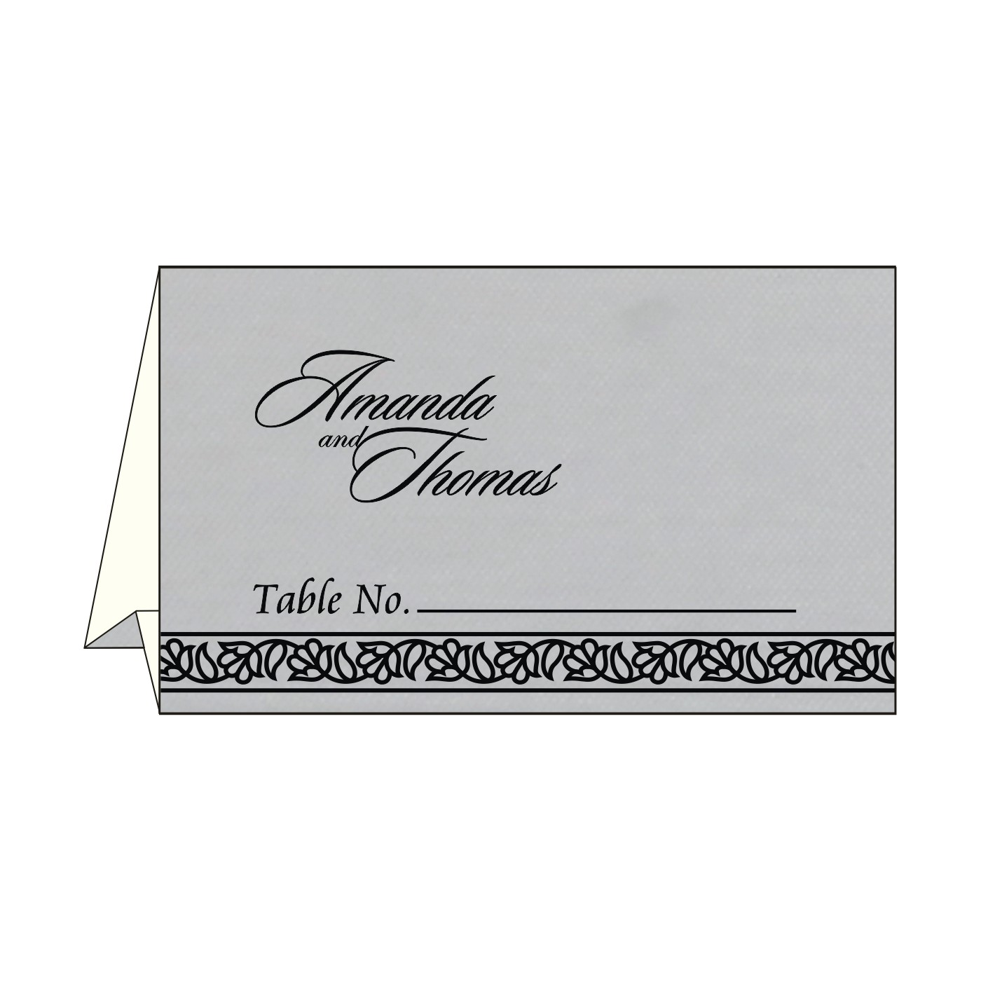 Table Cards - TC-8211B