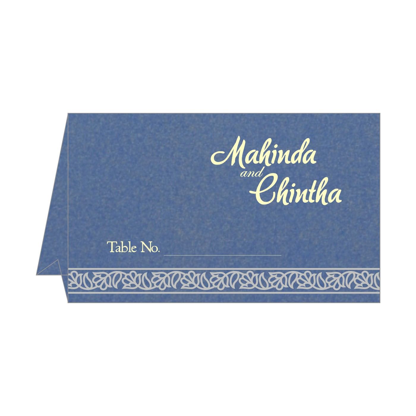 Table Cards - TC-8211P