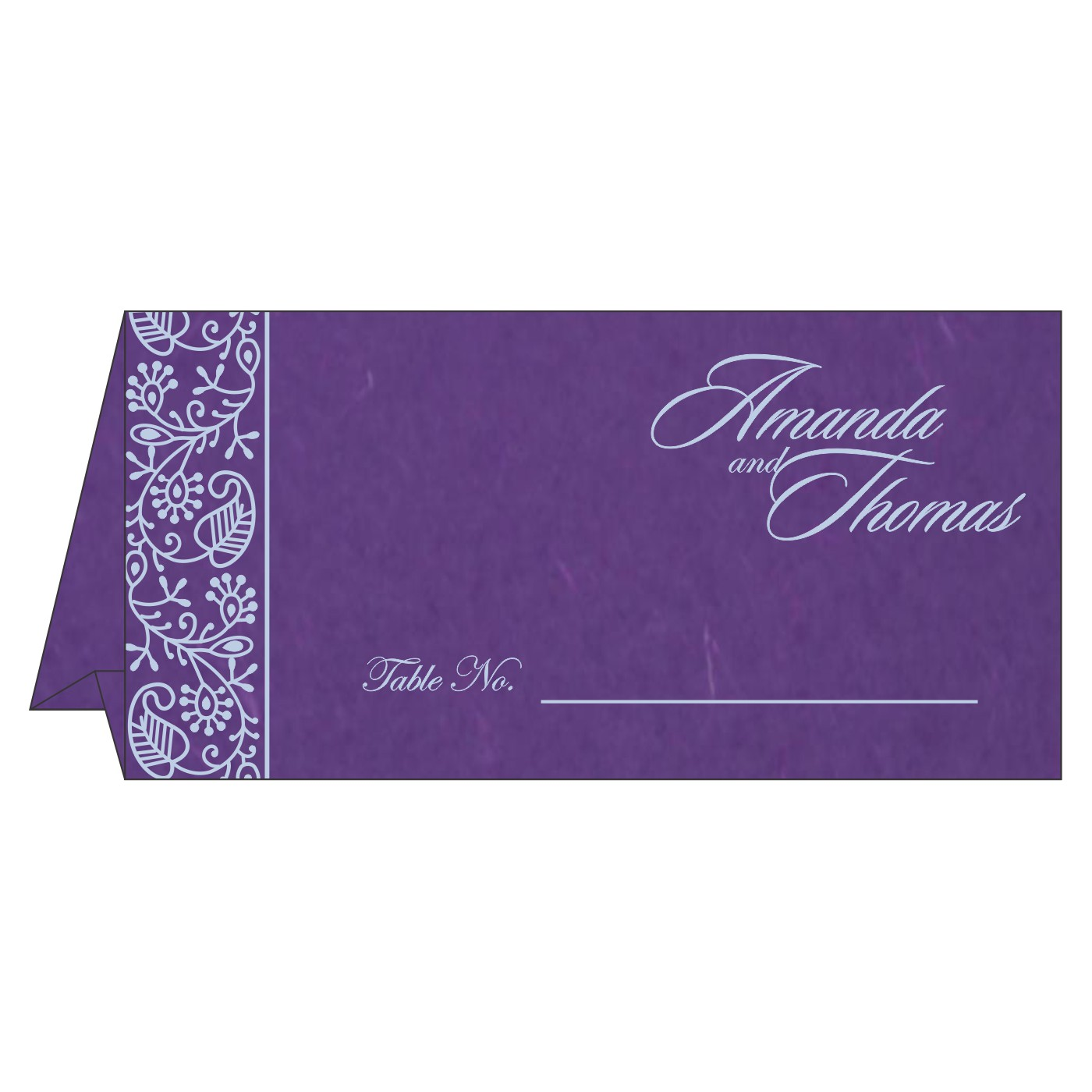 Table Cards - TC-8215G