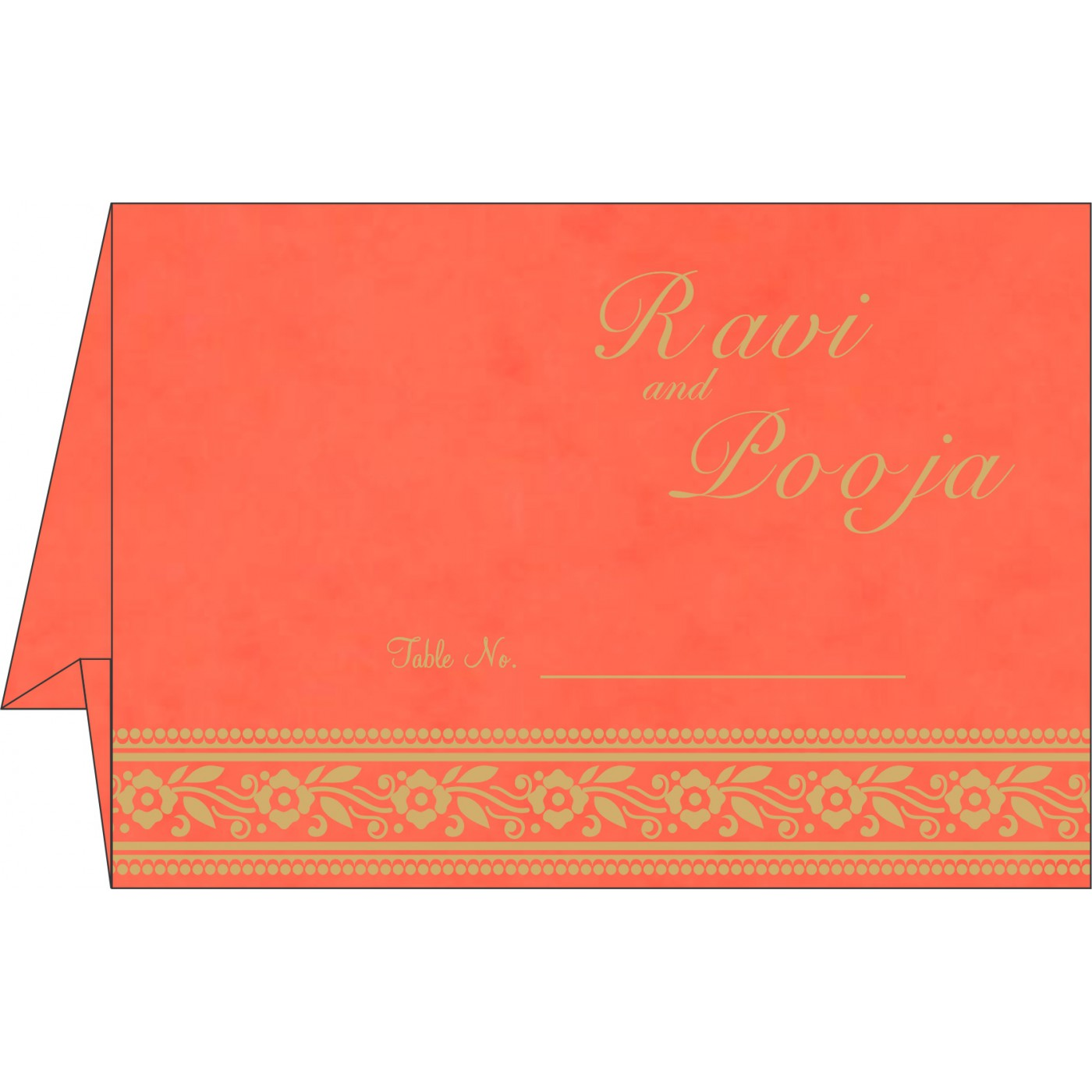 Table Cards - TC-8220N