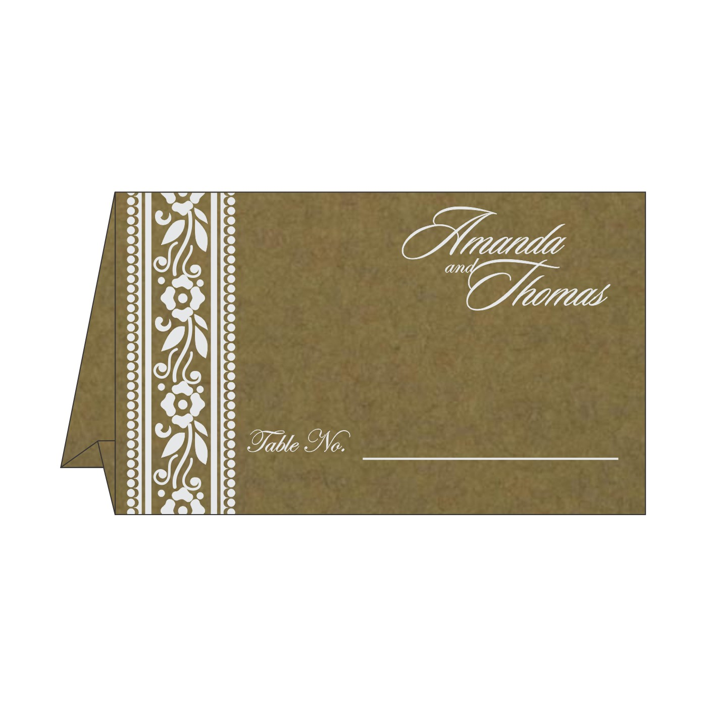Table Cards - TC-8220Q