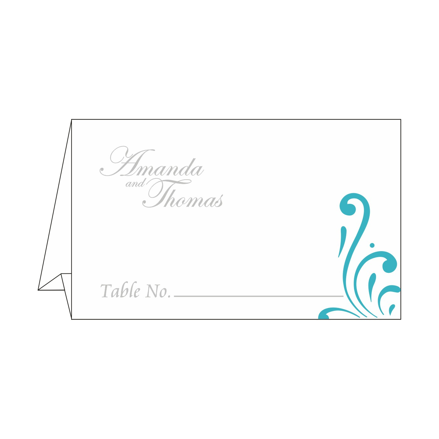 Table Cards - TC-8223H