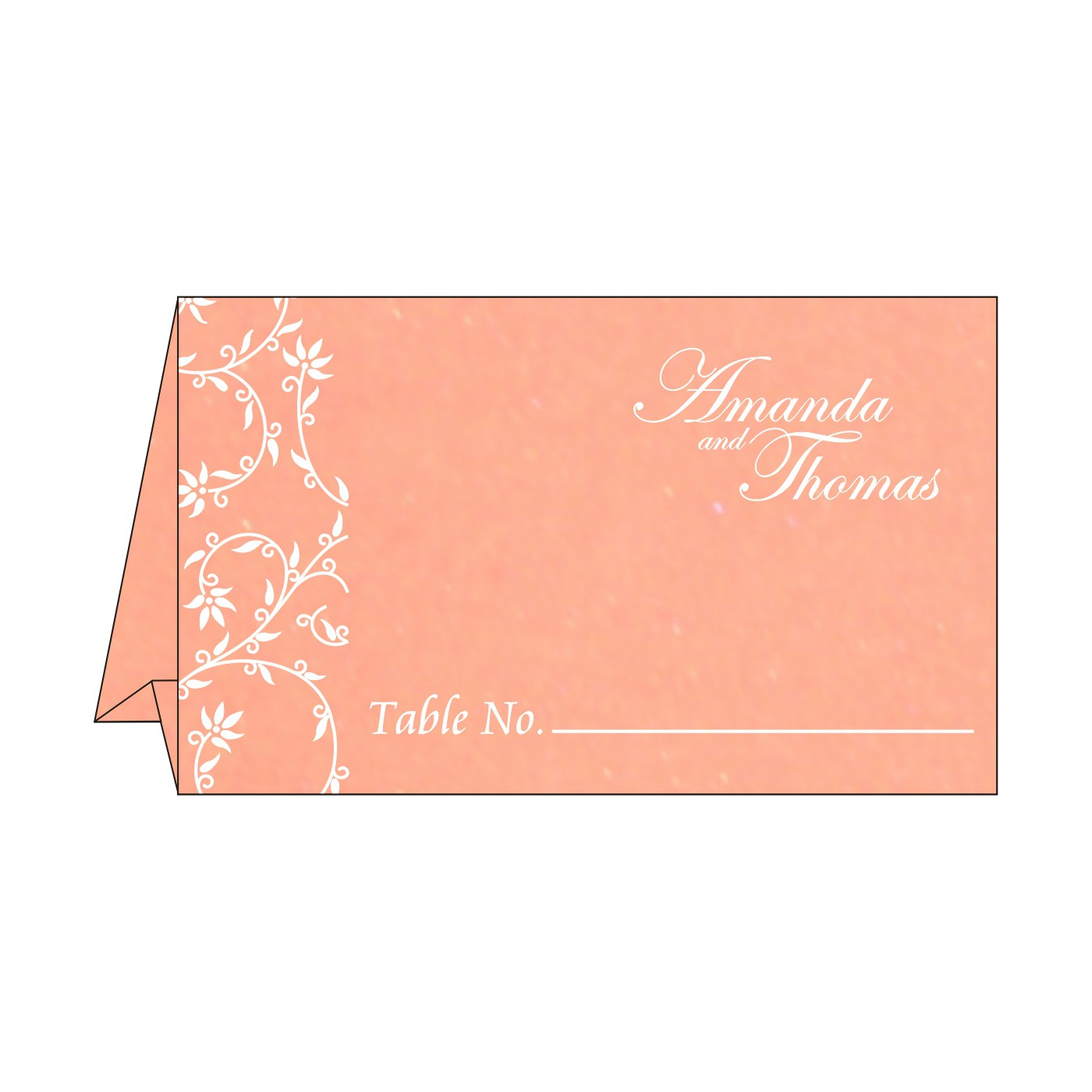 Table Cards - TC-8226K