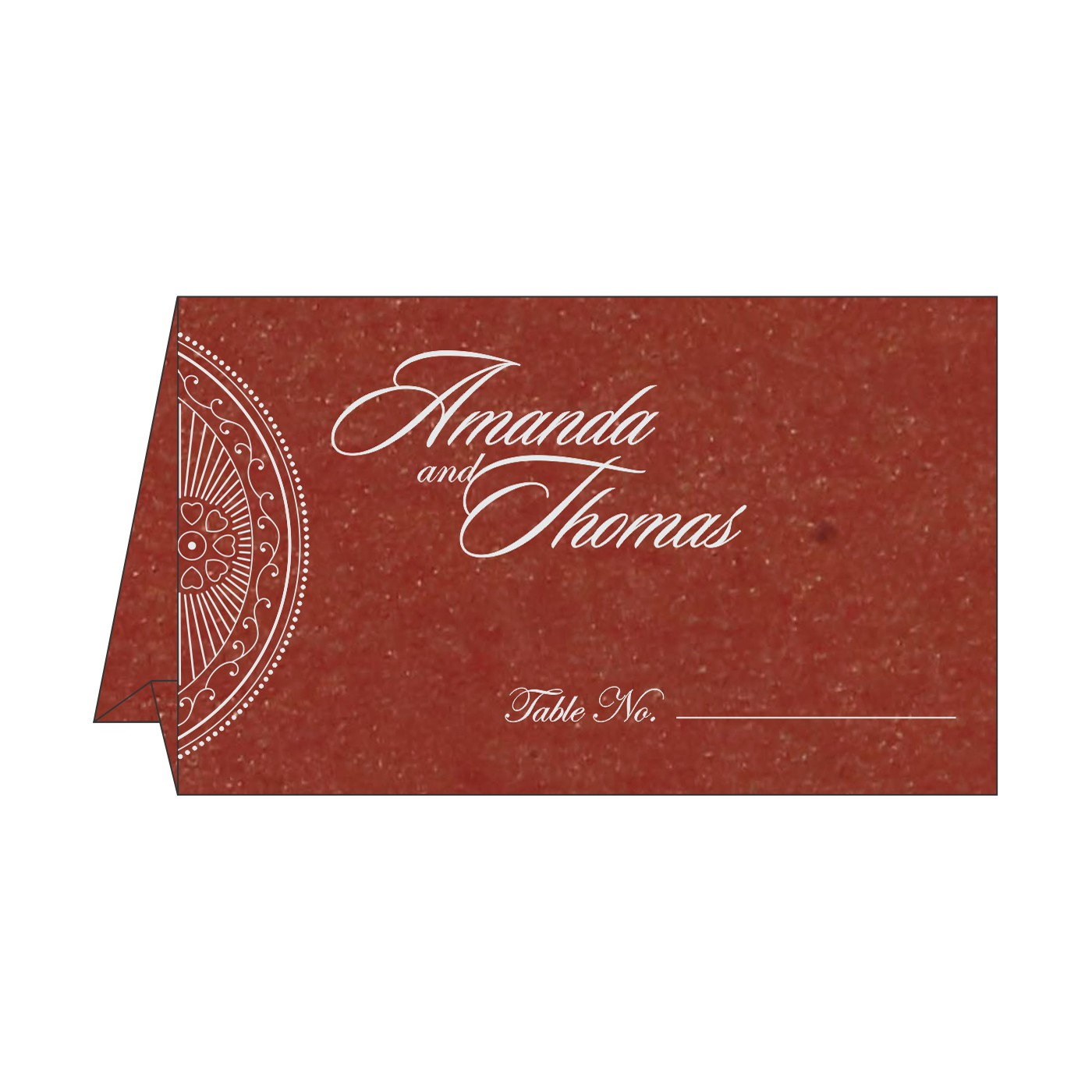 Table Cards - TC-8230C