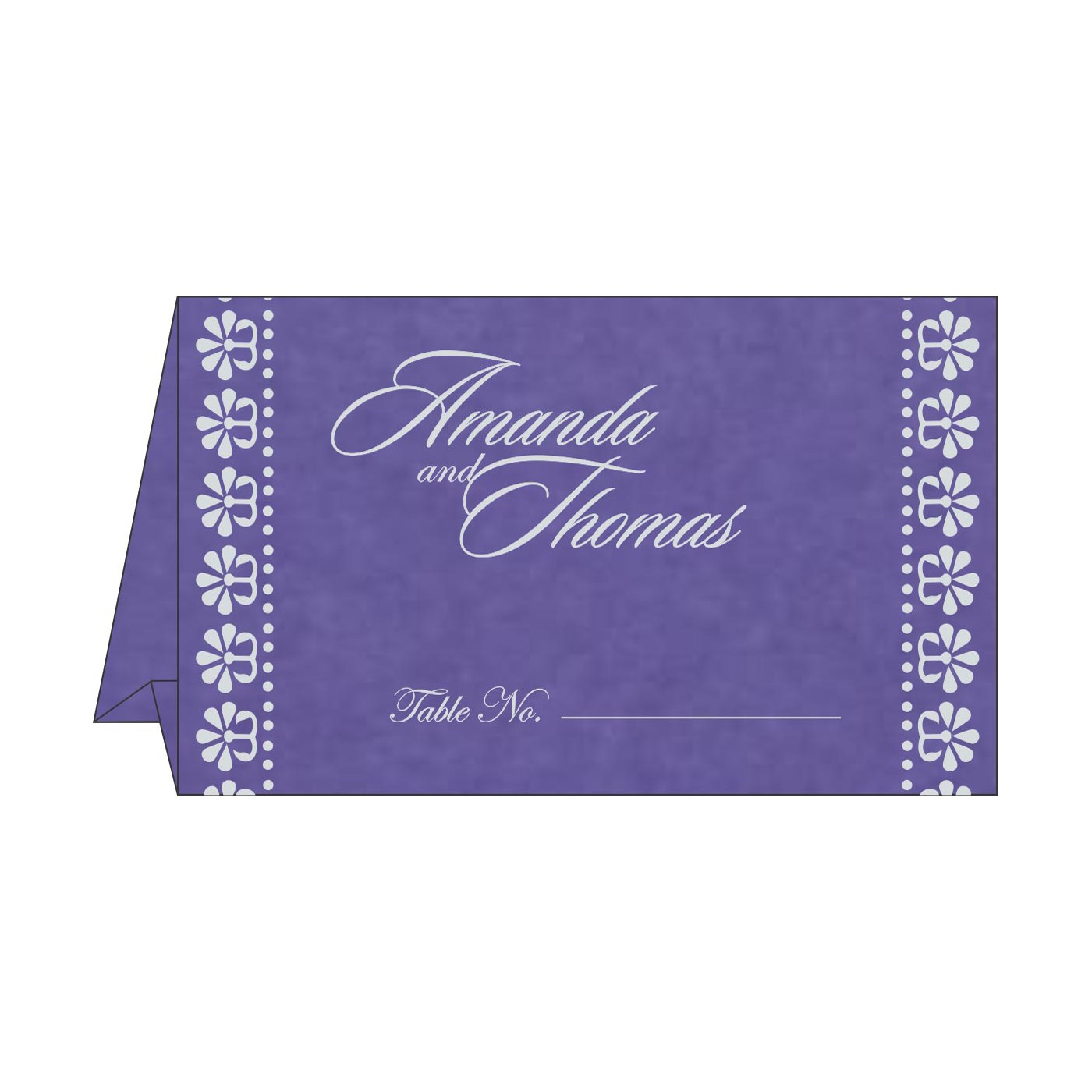 Table Cards - TC-8231K