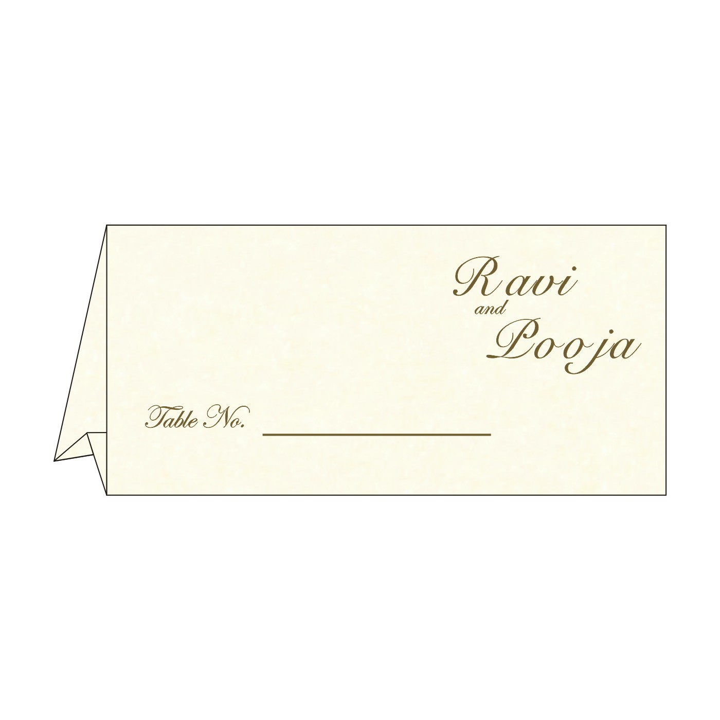 Table Cards - TC-8248D