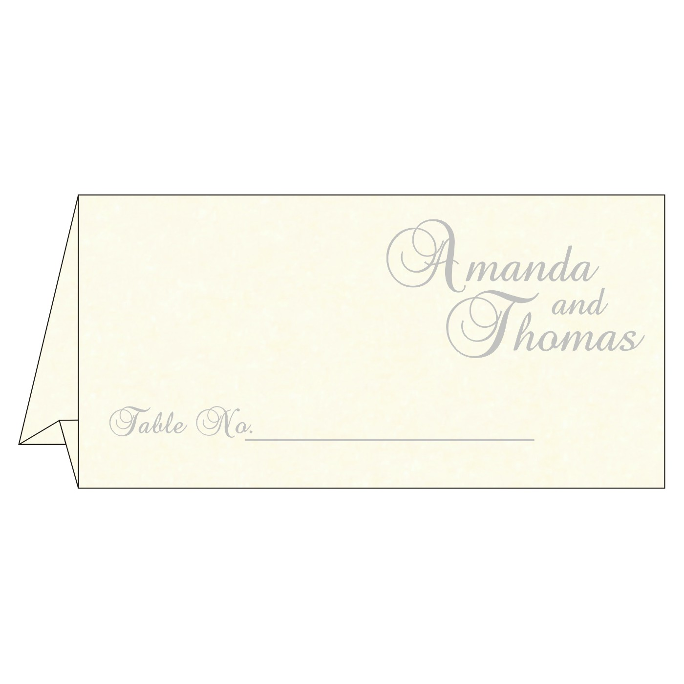 Table Cards - TC-8249D