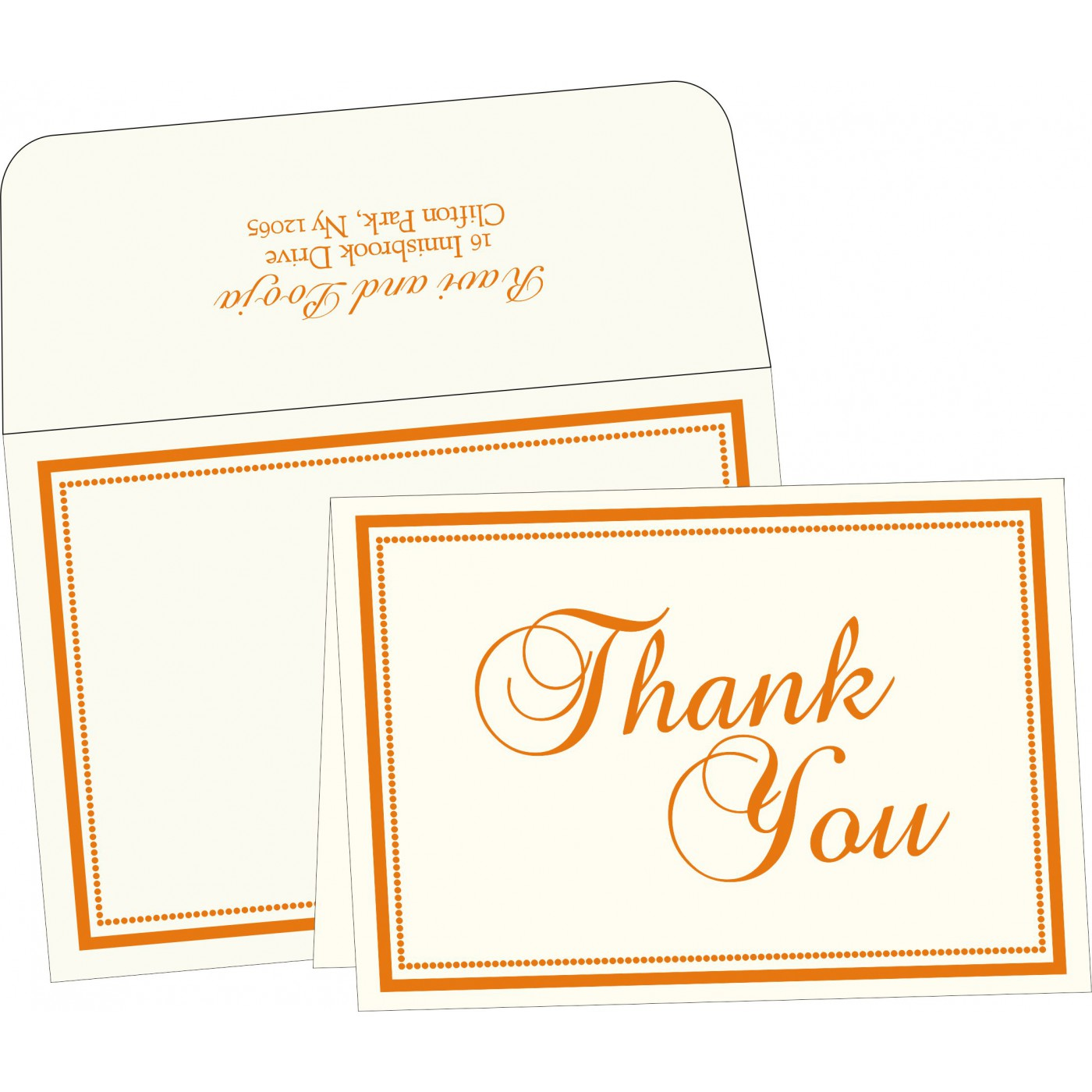 Thank You Cards - TYC-1183