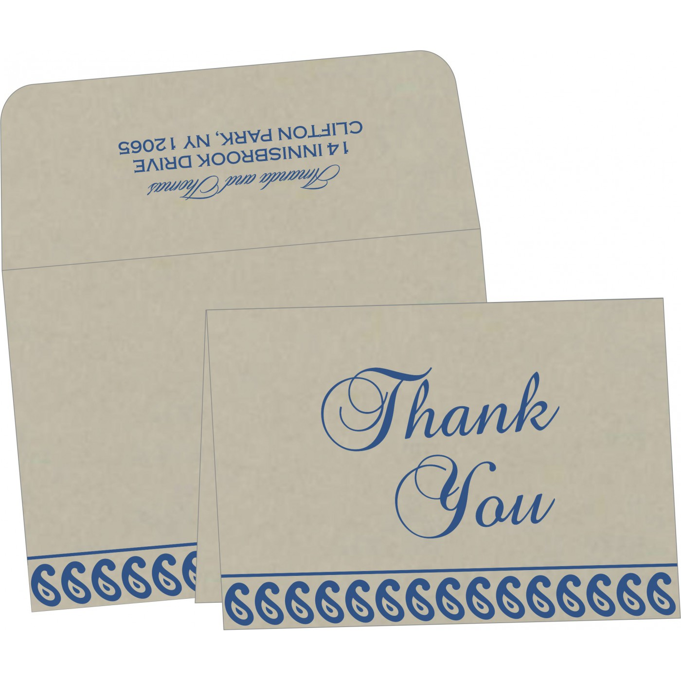 Thank You Cards - TYC-1261