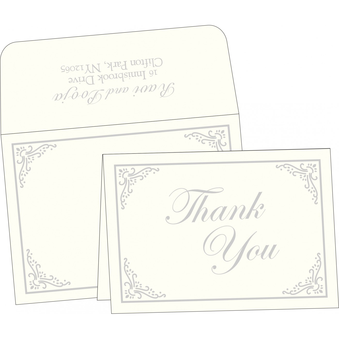 Thank You Cards - TYC-1325