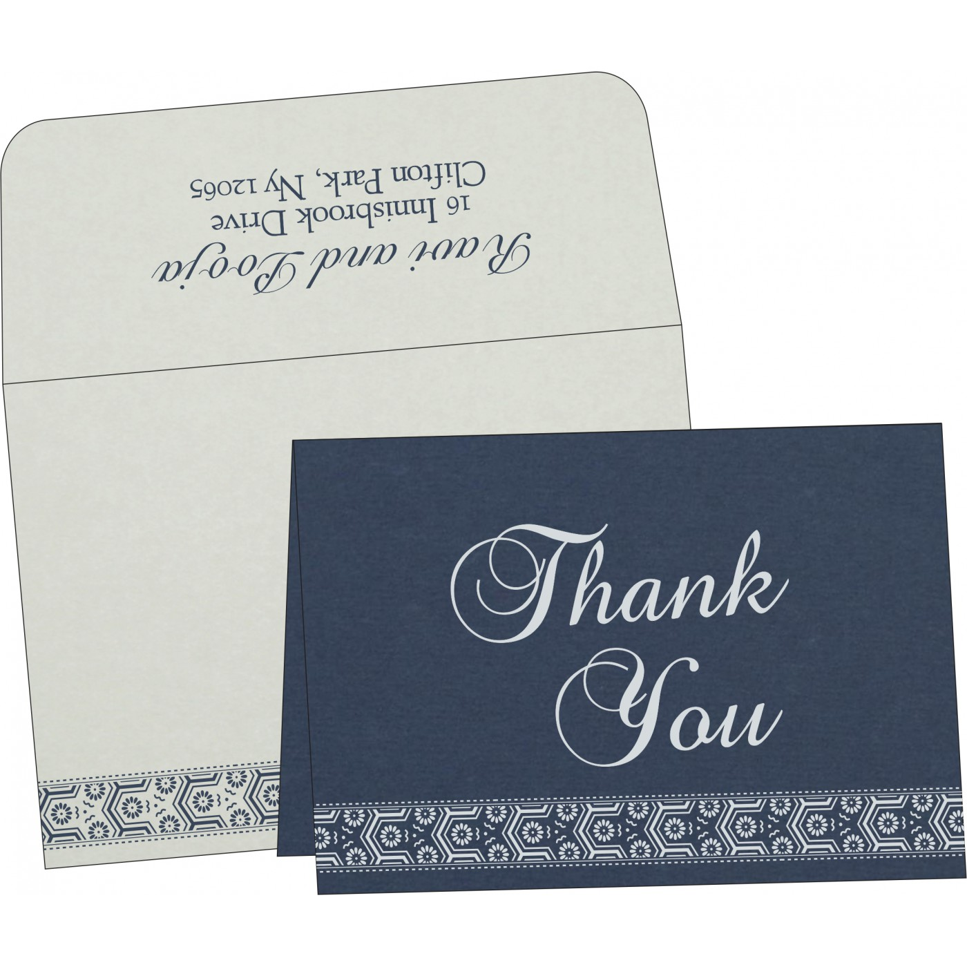 Thank You Cards - TYC-5014D