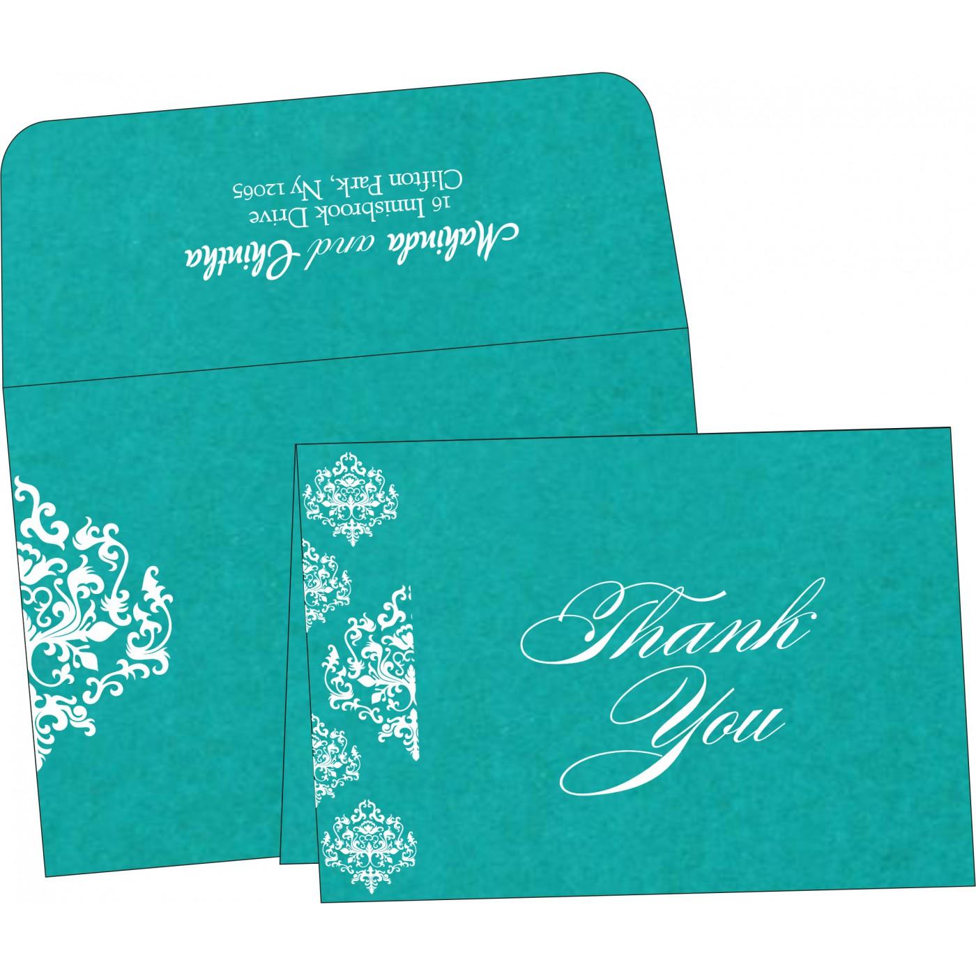 Thank You Cards - TYC-8254E