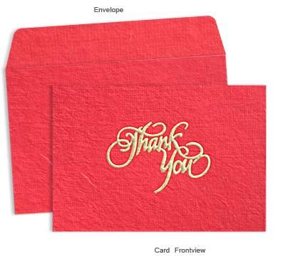 Thankyou Card 25