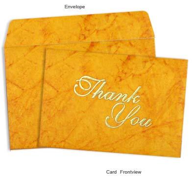 Thankyou Card 35